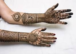Side Designs Beautiful Latest Simple Arabic Pakistani Indian Bridal Mehndi