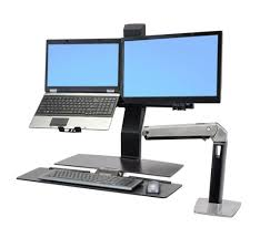 Monitor Pedestal Stand Lapworks Mantis Notebook Arm Multi Positionable Pedestal Stand