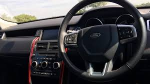 2017 land rover discovery sport interior 2017 land rover discovery sport review