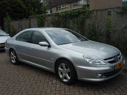 peugeot 607 coupe peugeot 607 2 7 24v v6 hdif executive 2005 autoweek nl