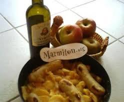 cuisiner le boudin boudin blanc aux pommes recette de boudin blanc aux pommes marmiton
