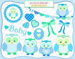 Owl Baby Shower Boy - boy baby shower clipart free download clip art free clip art
