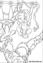 43 tarzan images tarzan disney coloring pages