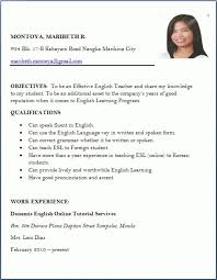 application resume format resume sle doc malaysia resume exles in malaysia resume