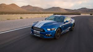 shelby v6 mustang 2017 shelby mustang gte is one pricey pony autoweek