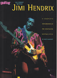 Radio One Jimi In Deep With Jimi Hendrix Guitar Andy Aledort