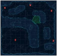 Goo Map Mission 6 The Headwaters Human Campaign Grey Goo Game Guide