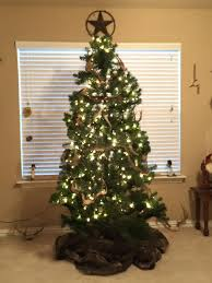 camo christmas 40 pretty rustic christmas tree decorating ideas for home