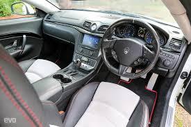 maserati steering wheel driving modern classic 2016 maserati granturismo sport