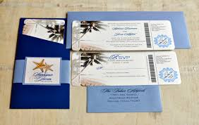 Boarding Pass Wedding Invitations Boarding Pass Invitation Or Save The Date Design Fee Royal Blue