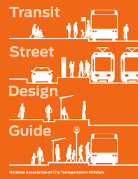 nacto transit street design guide excerpt by island press issuu
