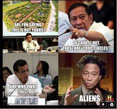 Filipino Meme - the binay family a filipino meme