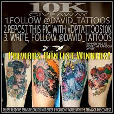 david tattoos