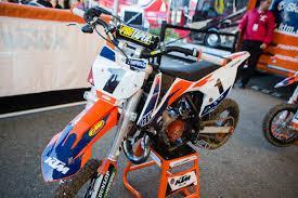motocross bike trailer ktm kjsc bikes stolen transworld motocross
