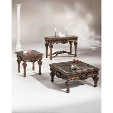 Sofa Table With Stools Living Room Sofa Tables