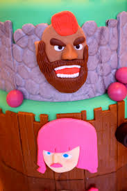 clash of clans hog rider barbarian alex in the clash of clans simply homemade cakes