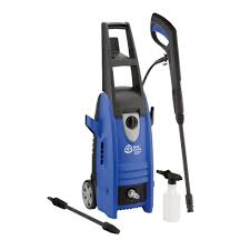 Cleaning Patio With Pressure Washer Amazon Com Ar Blue Clean Ar527 1800 Psi Electric Pressure Washer
