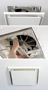 how to clean bathroom fan how to clean that neglected bathroom exhaust fan bathroom exhaust
