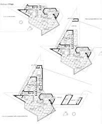 Frank Lloyd Wright House Plans by Frank Lloyd Wright U0027parkwyn Village U0027 Kalamazoo 1947