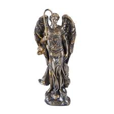 dragon home decor archangel raphael small christian statue christian art statue