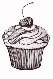 Cute Halloween Pictures To Draw 25 Best Cupcake Drawing Ideas On Pinterest Cupcake Art Doodle