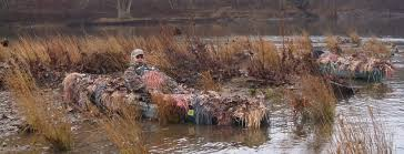waterfowl blind for a commander kayak confessions of a fisherman