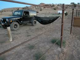 jeep hammock camping adventure gallery arrowhead equipment