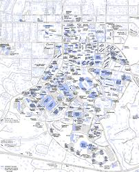 Miami University Campus Map by Unc Building Map Adriftskateshop