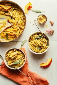 vegan pumpkin mac u0027n u0027 cheese minimalist baker recipes
