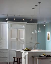 kitchen design triple bar pendant lights countertop height