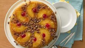 pineapple upside down cake recipes bettycrocker com