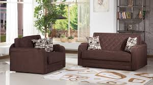 Burgundy Living Room Furniture by Verona Aristo Burgundy Loveseat Full Sleeper By Sunset