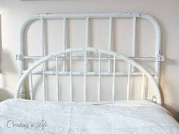 beautiful headboards bedroom beautiful vintage antique rustic iron metal victorian