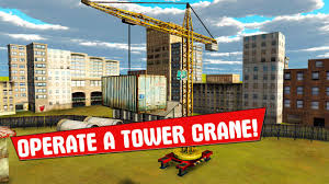 tower crane simulator 3d android apps on google play