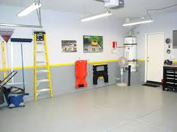 garage painted wall paint ideas schemes the journal board