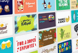 corporate gift cards how to create branded gift cards with giftogram