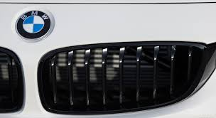 bmw grill 2017 bmw 435i zhp edition grill images images car images