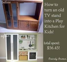 play kitchen from furniture 124 best diy play kitchens and work benches images on