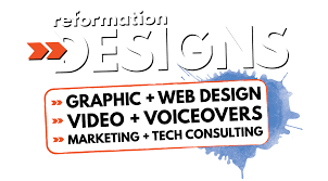 Designs Reformation Designs Branding Web Design And Video Production