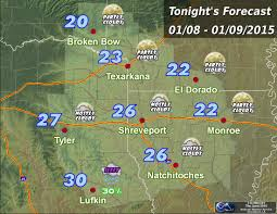 Louisiana Weather Map by Winter Weather Forecast For This Weekend Texarkana Today