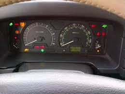 instrument panel lights land rover forums land rover