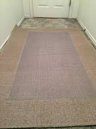 Plastic Runner Rug Plastic Stair Runners For Carpet Next Place The Vinyl Runner