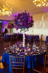 Purple Wedding Decorations Purple And Blue Wedding Decorations 3070