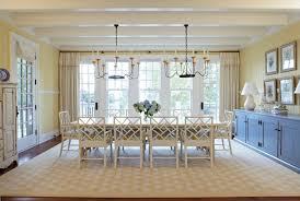Michigan Summer Home Beach Style Dining Room Chicago By - Summer home furniture