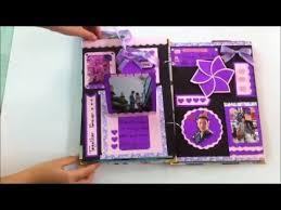 Handmade Scrapbook Albums Scrapbook Diy Handmade Album Handmade Chúc Mừng Sinh Nhật