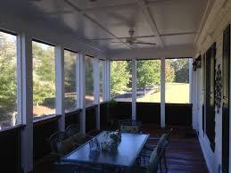 porch pollen curtains