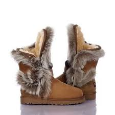 womens ugg boots wholesale ugg boots wholesale 5531 fox fur chestnut womens