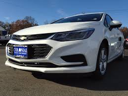 chevy cruze 2017 white 2018 chevrolet cruze lt auto in summit white for sale in worcester