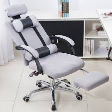 Ergonomic Home Office Desk Armchair Chair Home Office Desk Chairs Fluffy Desk Chair Office