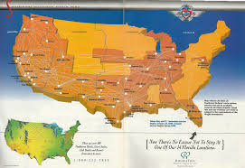 swa route map southwest airlines route map january 1996 the southwest a flickr